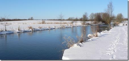 Von wegen: Letzte Winterbilder