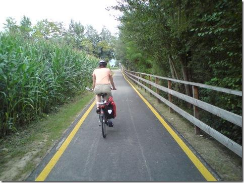 Levico – Radfahren