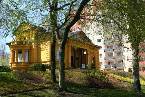 Usedom – Heringsdorf, Ahlbeck