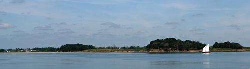 Nochmal: Golfe du Morbihan