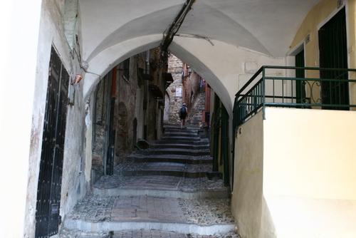 La Pigna, die Alstadt von San Remo