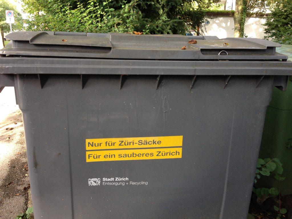 Züricher Säcke