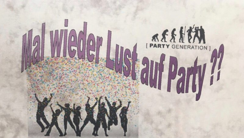 Lust auf Party?